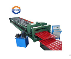 Good Quality Glazed Tile Roll Forming Machine