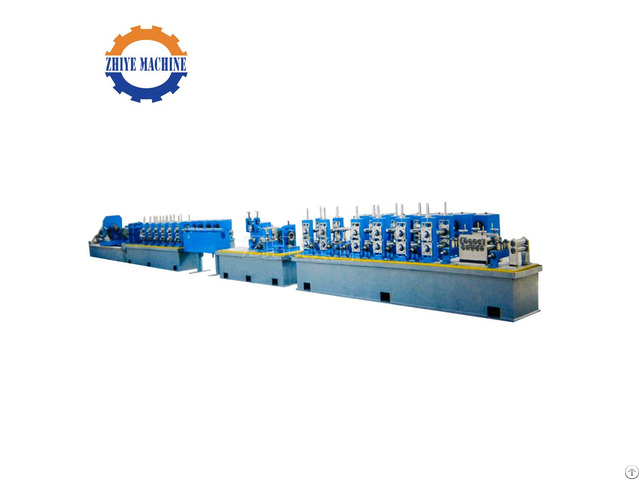 Best Quality Welding Pipe Roll Forming Machine