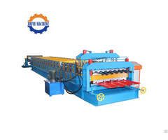 Best Choice Double Layer Roll Forming Machine
