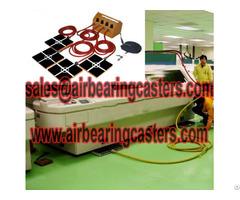 Air Bearings High Strength Grade