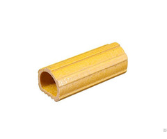 New Epoxy Resin Glass Fiber Frp Tube With Good China Supplier Yl 58