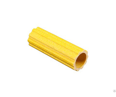 Supply Professional Round Uv Resistant Fiberglass Frp Tube Yl 022