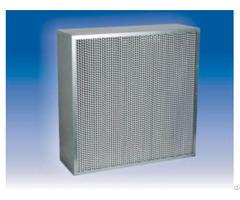 Heat Resistance Hepa Filter
