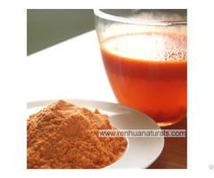 Health Supplement Organic Goji Berry Powder Freeze Dried