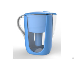 Alkaline Water Filter Pitcher 3 5 Liters Remove Chlorine Ph 10 And Orp Negative To 200mv