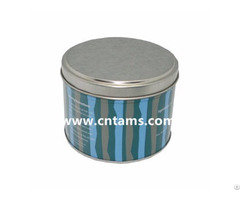 Round Tin Box Wholesaler
