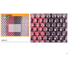 Tatami Air Layer Polyester Fiber 3d Mesh Big Hole Honeycomb