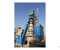 High Efficiency Professional Twin Shaft Lime Kilns Manufacturer