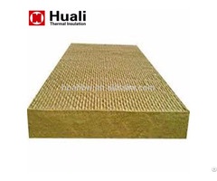 China Factory Supply Low Price Heat Insulation Rock Wool Board