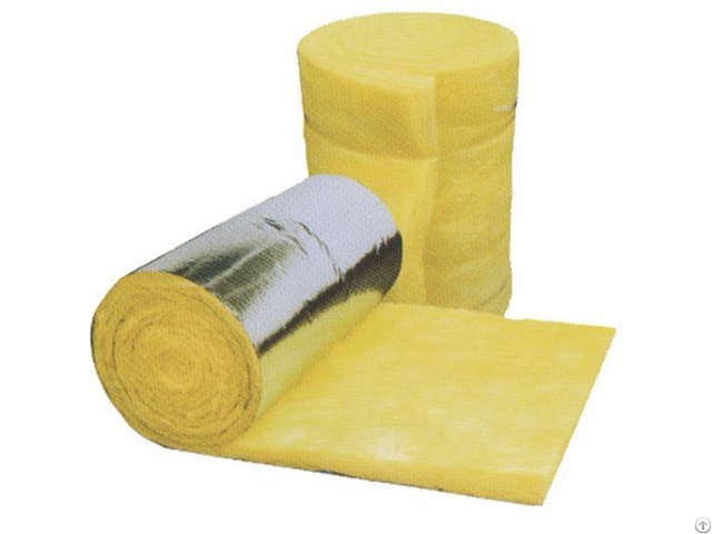 Fiberglass Roof Insulation Price Glass Wool Aluminum Foil Blanket