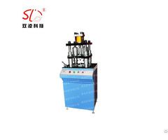 Sgc I01 Cord Conveyor Belt Single Steel Wire Hydraulic Blanking Machine