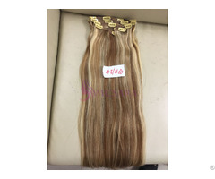 Straight Clip In Hair Extensions 24 Inches