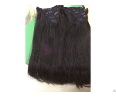 Clip In Straight Hair Extensions 30 Inches