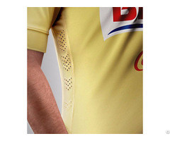 Sportswear Laser Cut Ventilation Hole By Unikonex