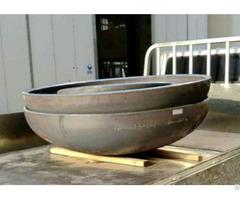 Ellipsoidal Tank Head Dish End China Manufacturer