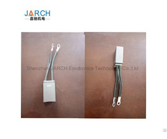 Jarch Electric Drill Slip Ring Carbon Brushes Supplier For Current Collector Dc Motor