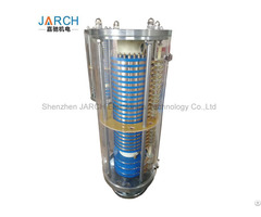 Jarch Customized Replaceable Carbon Brush With Collector Slip Ring