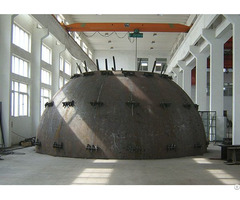 Large Dished End Heads Diameter 50mm 10000mm China Factory