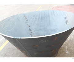 Hot Steam Boiler End Cones