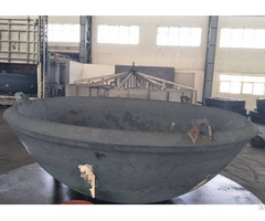 Spherical Dished Head For Boiler