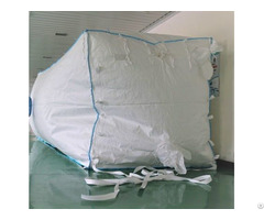 Pp Pe Large 8000mm Wide Round Woven Fabric For Flexitank And Bulk Cargo Silo Skip Bag