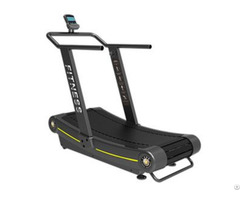 Second Hand Fitness Machine Gym Equipment Curve Treadmill