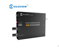 High Quality Sdi To Hdmi Av Vga Video Converter