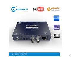 Kiloview Wifi 4g Encoder Support Rtsp Rtp Udp