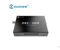 Iptv Network To Hd Sdi H 264 Video Decoder