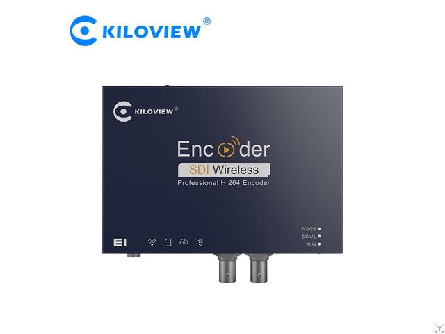 Broadcasting Equipment H264 Iptv Encoder