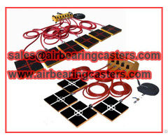Air Casters Customized