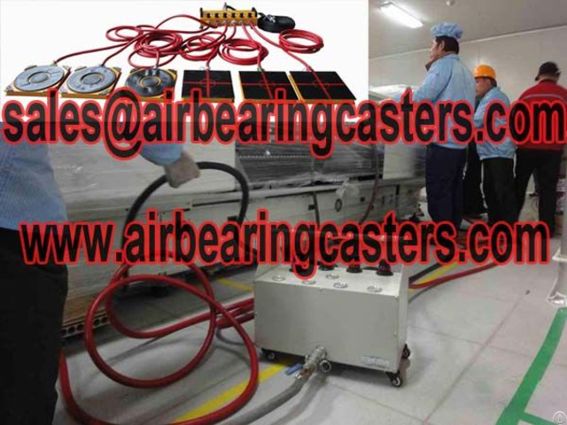 Air Casters For Sale Well