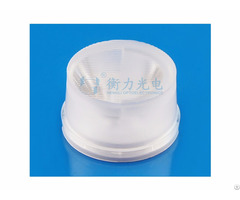 Professional Design Pmma Materials Heat Resistance Led Aspherical Lens Supplier