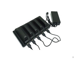 Usb Charging Station Mobile Phone Devices Smart Fast Charger Docking 5 Port