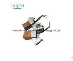 Jarch 32 40 50mm Carbon Brushes Holder Set High Density Auto Spare Parts Assembly