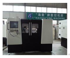 Cnc Wheel Polishing Repair Lathe Machine Ck6180w