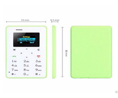 Odm Of Card Phone