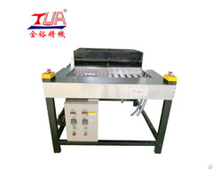 Practical Dual Station Pvc Oven Machine
