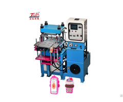 Automatic Silicone Rubber Phone Case Making Forming Machine