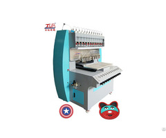Jy B02 Silicone Trademark Micro Injection Machine
