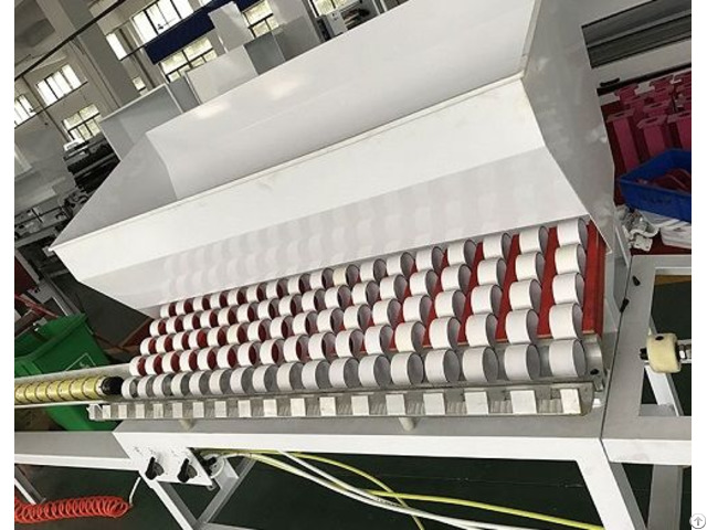Paper Core Loading Machine