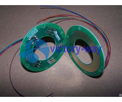 Miniature Pcb Slip Ring For Smart Toys Robots