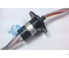 Twenty Four Circuits Standard Capsule Slip Ring Compact Cost Effective