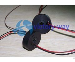Miniature Through Hole Slip Ring For Cable Reels