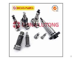 Diesel Plunger A 131154 5620 9413614194 A298 For Komatsu Pc200 7