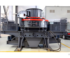 Advantages Of High Efficiency Sand Making Machine