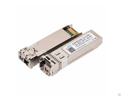 Cisco Compatible 10g 60km Sfp Bidi Optical Transceiver