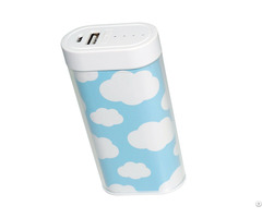 4000mah Power Bank Portable Battery Charger Customized Picture Changeable
