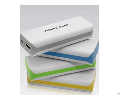 2000mah Power Bank Air Conditioning Portable Charger Promotional Gifts