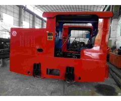 Diesel Traction Locomotive For Underground Mining